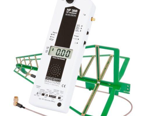 Elektrosmogmessungen mit Gigasolution