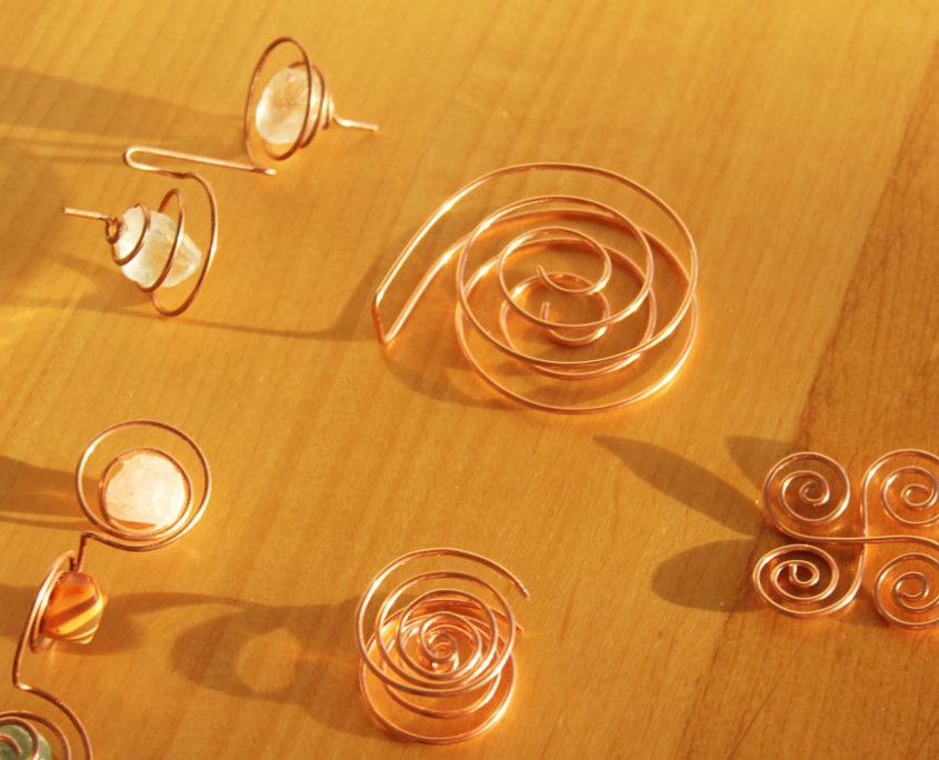 Kupferspiralen